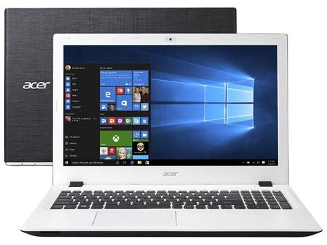 Notebook Acer 10 notebook acer aspire e5 intel i5 8gb 1tb led 15 6