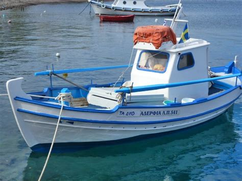 greek fishing boat images greek fishing boat creating a life style to enjoy