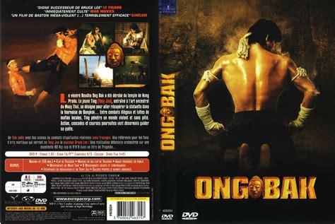 film ong bak complet gratuit jaquette dvd ong bak