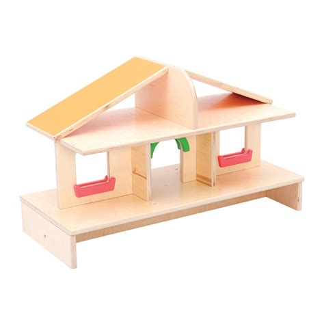 playing doll house flexi play dollhouse top profile education