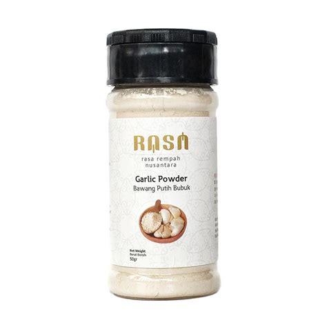 Bawang Bubuk jual rasa garlic powder bawang putih bubuk bumbu masak 50