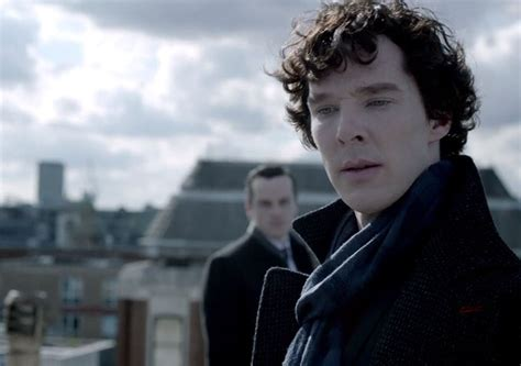 The Case for Benedict Cumberbatch as the Greatest On ... Benedict Cumberbatch As Sherlock