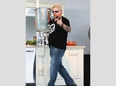 Guy Fieri Makes Nachos in a Trashcan (and They're Awesome ... Nachos