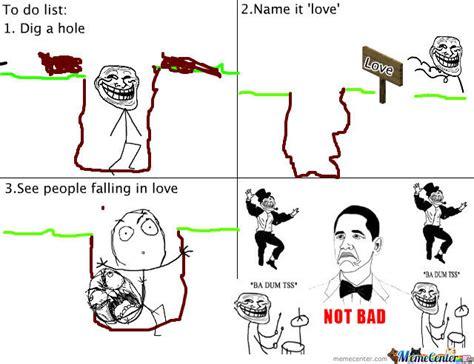 Falling In Love Memes - falling in love to do list by nyangustalol meme center