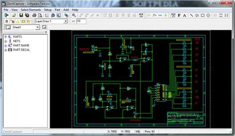circuit layout design software free download online offline circuit design software for beginners and