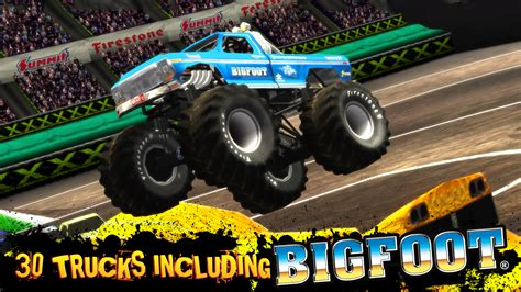 video monster truck monster truck challenge free download