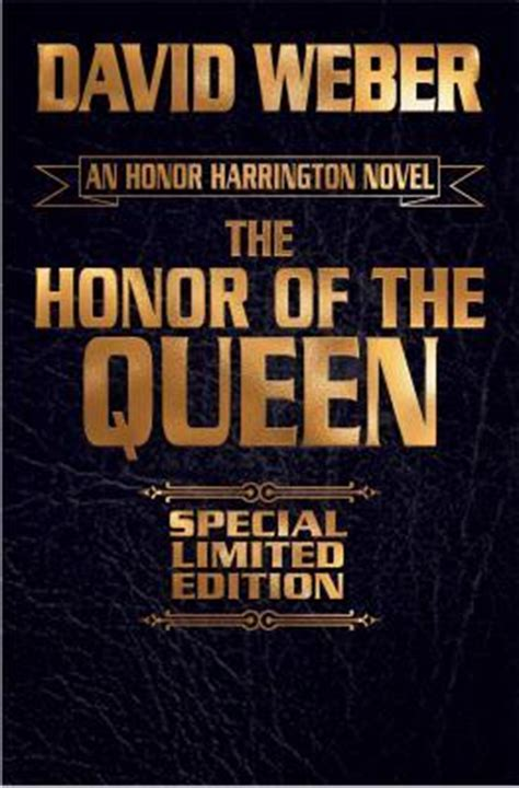 in enemy limited leatherbound edition honor harrington books the honor of the