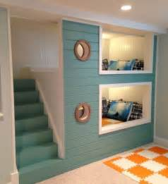 Awesome Bunkbeds Kids Room Bedrooms Cool Modern Kid Bunk Beds Design
