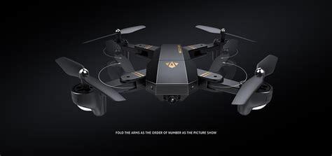 Visuo Xs809hw Wide 5 Battery visuo xs809hw 720p wifi fpv rc quadcopter rtf black