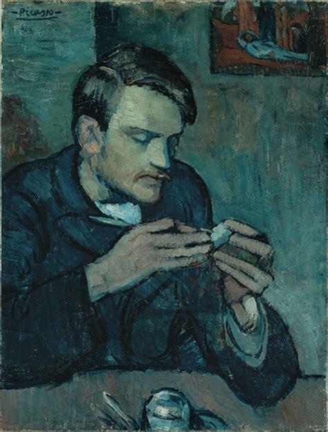 picasso paintings vienna file pablo picasso 1901 portrait de mateu fern 225 ndez de