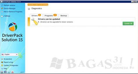 bagas31 driver driverpack solution 15 11 terbaru bagas31 com