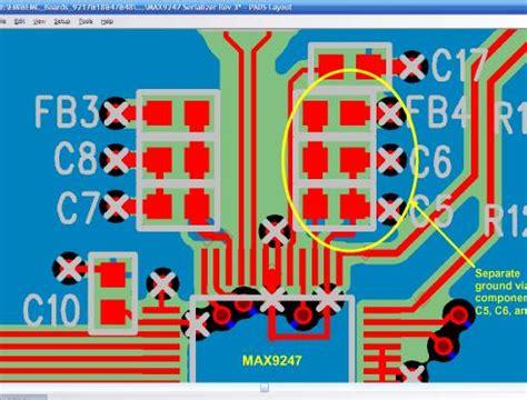 serdes layout guidelines designing pcbs for automotive applications 171 dangerous
