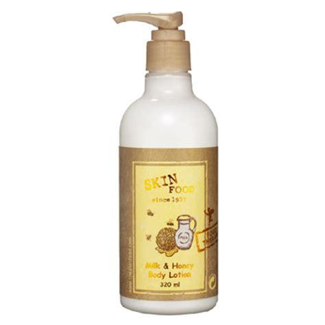 Lotion Aichun Milk Honey skinfood milk honey lotion skin food treatments shopping sale koreadepart