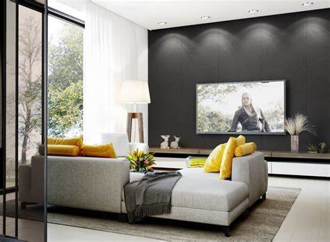 nature minimalist living room decorations 2405 latest big eco minimalist house with scandinavian spirit home