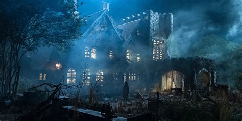 luke wilson hill house the haunting of hill house series premiere review screenrant