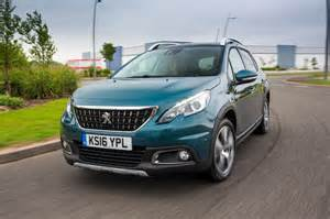Peugeot 2008 Crossover Review New Peugeot 2008 2016 Review Pictures Auto Express