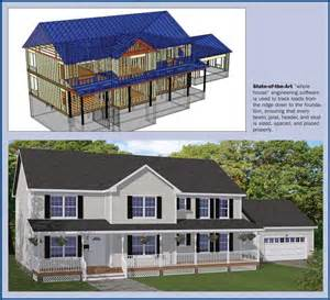 free blueprints new line home design builder s