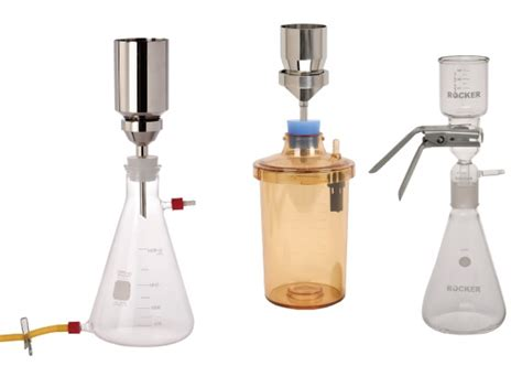 filtration sets and accessories from rocker