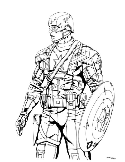 captain america and ironman coloring page captain america fighting bad guy coloring pages coloring