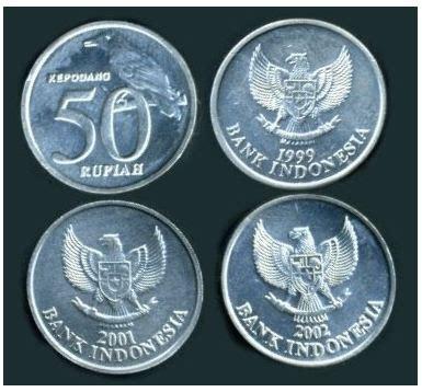 Uang Koin Tahun 1973 Sama 1978 gambar uang logam indonesia dari masa ke masa