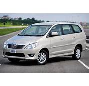 The New Innova Still Offers Seating For Up To 8 Passengers Buyers Can