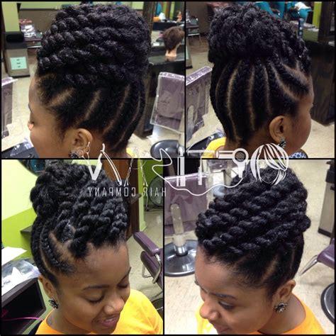 natural hair with big braids african twist hair braiding styles google search hair