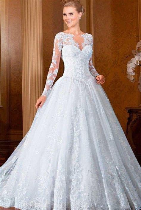 imagenes de vestidos de novia para invierno cameron vestido de novia con mangas largas para invierno
