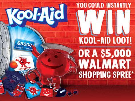 Walmart Free Gift Card Giveaway - expiring soon win 5000 walmart shopping spree from kool