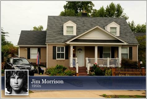 jim morrison house jim morrison home in arlington virginia http