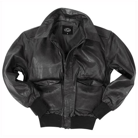 Jaket Bomber Pilot By A P M mil tec a2 leather flight jacket classic army