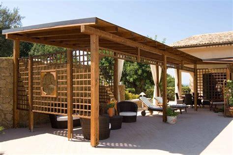 tettoie in legno bianco tettoie in legno bianco affordable thumb tettoie posti