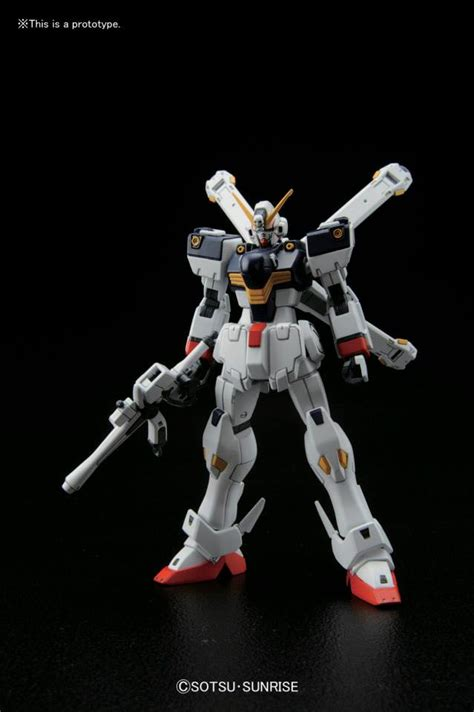 Hg Crrossbone X1 hguc 1 144 crossbone gundam x1 update no 6 big size official images info gunjap