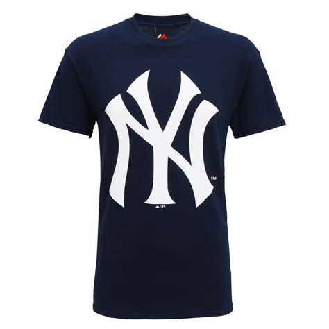 Yankees Shirt By Yankees Shirt official american sports merchandise herren t shirt mit