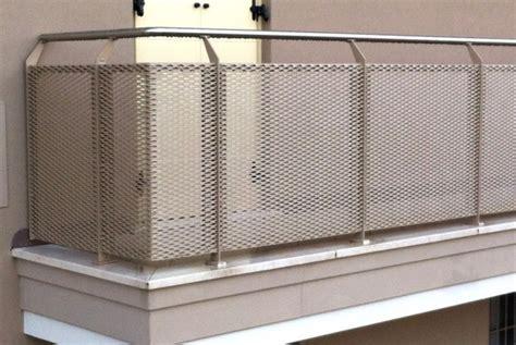 corrimano in acciaio inox prezzi produzione balconi in ferro battuto lattoneria pasolini