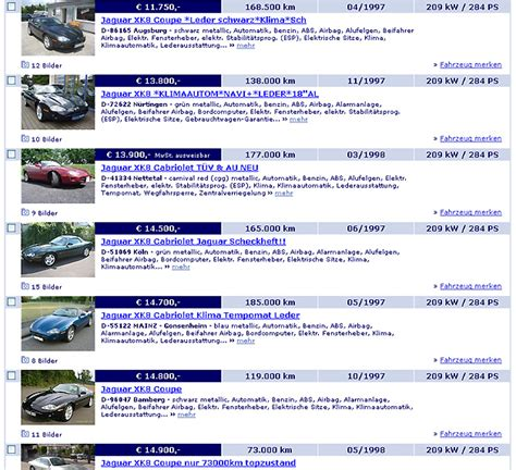 mobile de germany used cars car used germany
