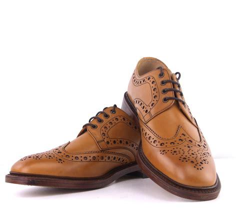 brogues shoes mod shoes brogues loake sutherland 06 mod shoes