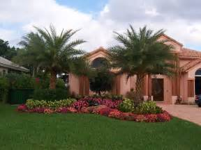 Florida Backyard Landscaping Ideas Curb Appeal Landscaping Tropical Images Of Florida Landscape Designs Florida Tropical