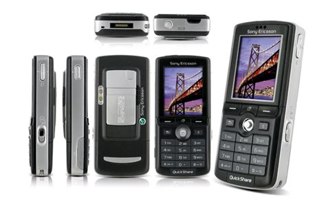 Sony Ericsson K750 no lo vas a creer 161 estos celulares cumplen 10 a 241 os