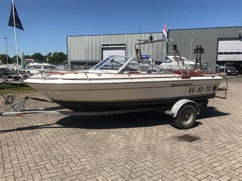 bayliner quartermaster boat bayliner quartermaster in drenthe speedboats used 01555