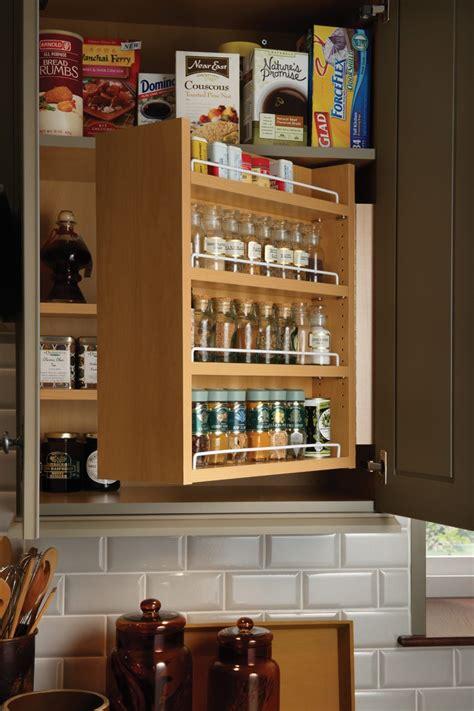 cabinet storage for spices kitchen storage ideas pantry and spice storage accessories