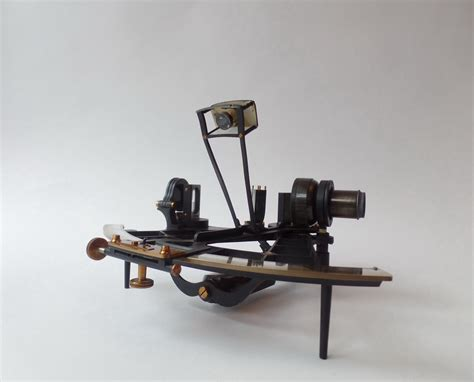 sextant vernier scale for sale 8in radius vernier sextant by h hughes son