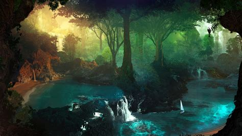 forest dream hd wallpapers hd wallpapers id