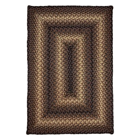 Braided Jute Rug by Kenya Jute Braided Rugs