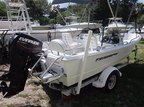 triumph boats dual console dual console triumph boats for sale boats