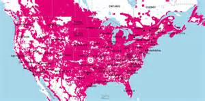 cell phone coverage map canada t mobile prepaid cell phone plans nerdwallet