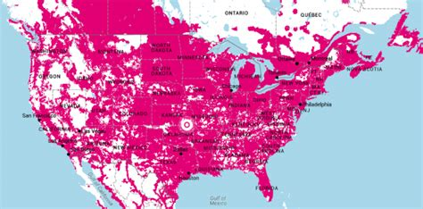 t mobile coverage map canada 28 images which countries