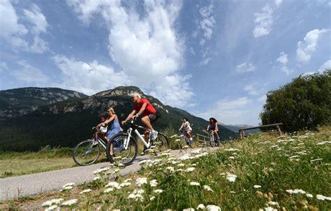 ufficio turistico predazzo cicloturistica al festival europeo gusto tech cycling