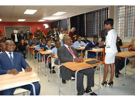 Mba Schools In Gauteng by The Big Switch On Brings Tablets To Seven Schools