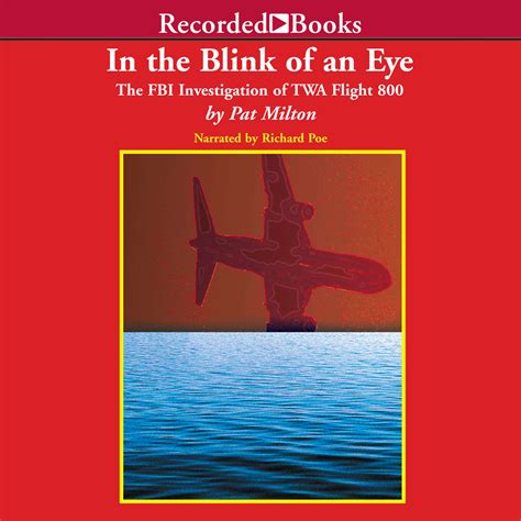 in flight books in the blink of an eye audiobook by pat milton