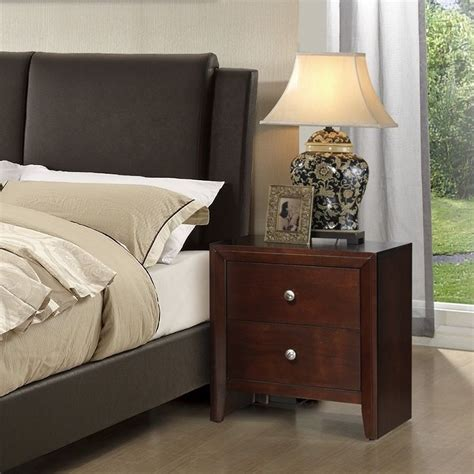 california king size bedroom set cal king size bed dresser mirror nightstand modern 4pc